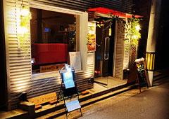 渡辺通り3丁目裏CAFE